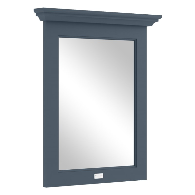 Bayswater Stiffkey Blue 600mm Flat Mirror