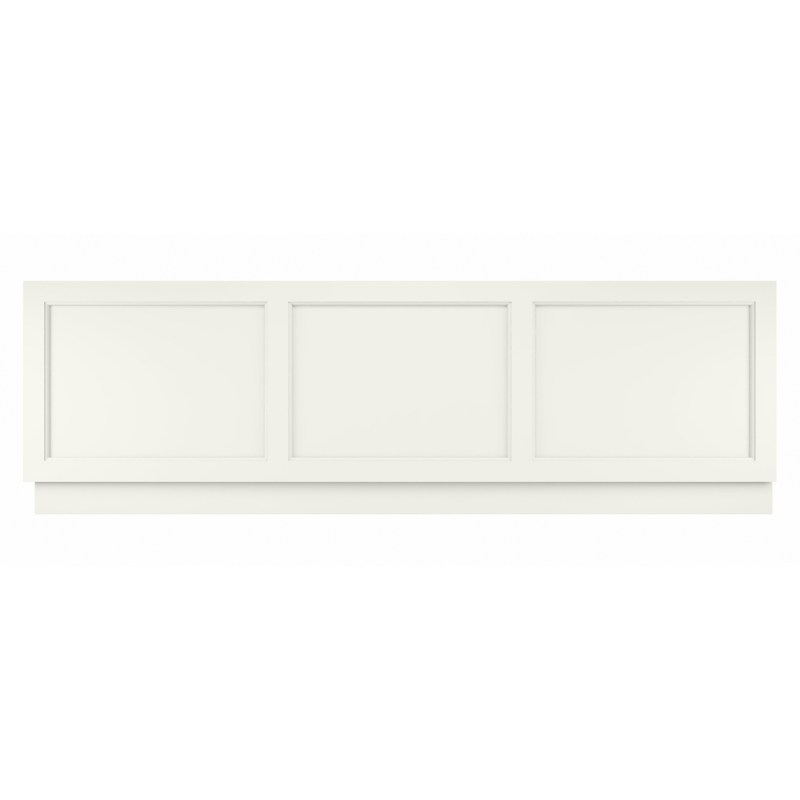Bayswater Pointing White 1700mm Bath Front Panel
