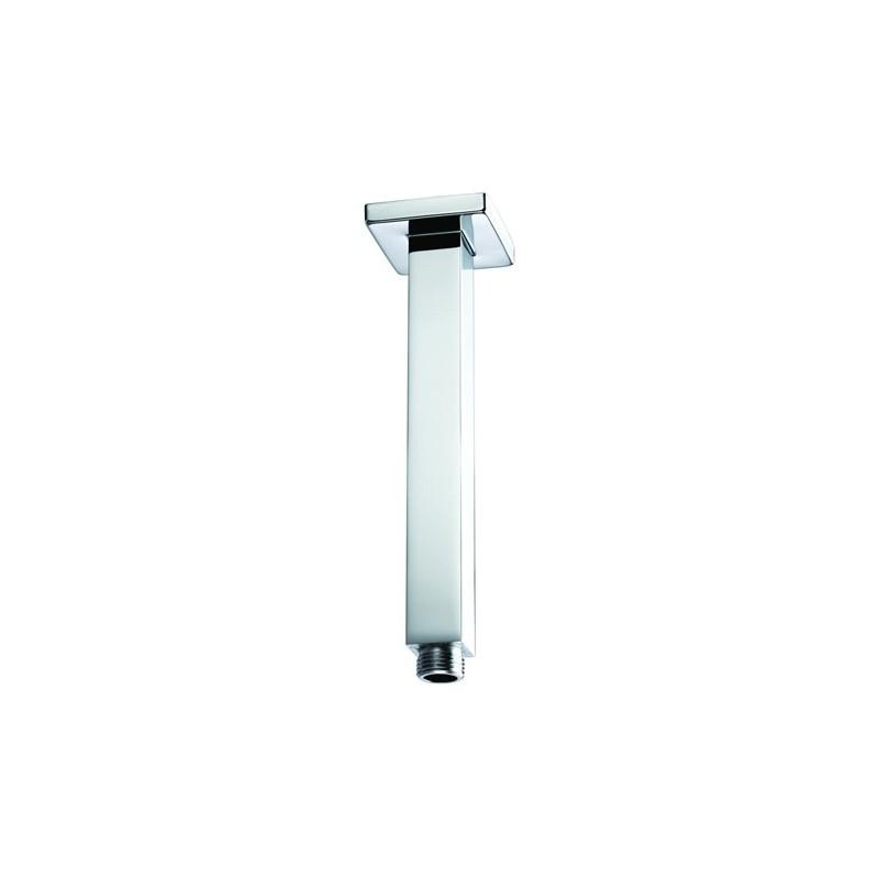 Bristan Ceiling Fed Shower Arm Square 200mm