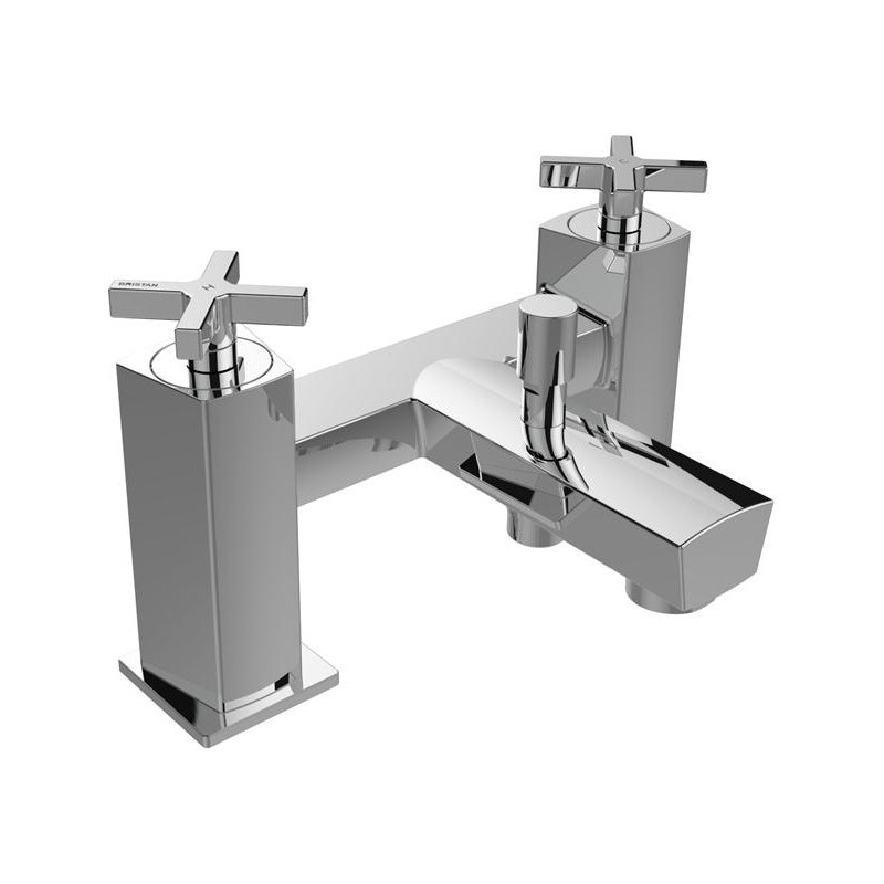 Bristan Cascade Bath Shower Mixer Chrome