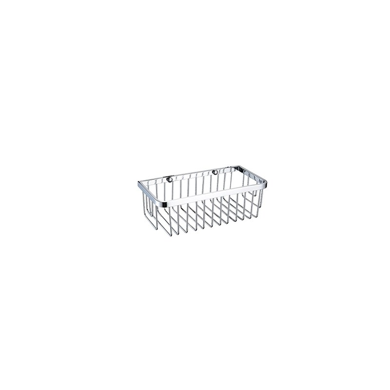 Bristan Small Wall Fixed Wire Basket