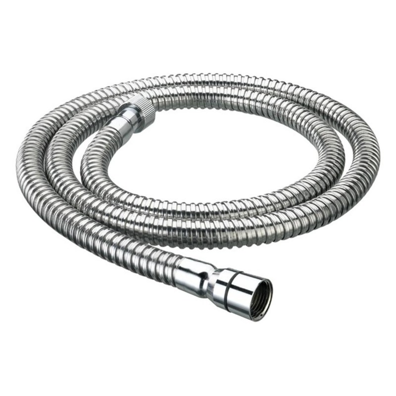 Bristan 2.0m Cone to Nut Standard Bore Shower Hose Chrome