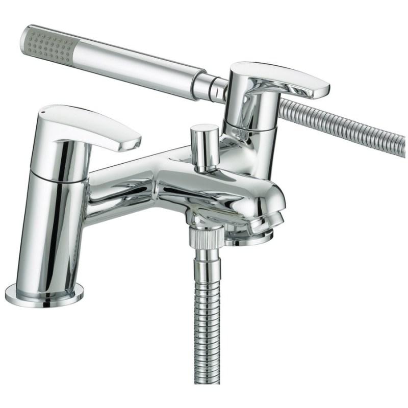 Bristan Orta Bath Shower Mixer 8 Litre per Minute Flow