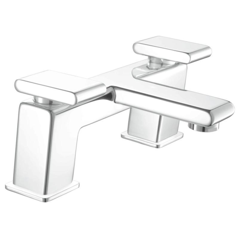 Bristan Pivot Bath Filler Chrome