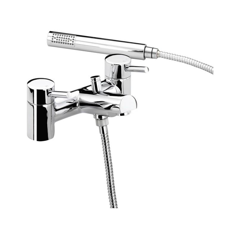 Bristan Prism Pillar Bath Shower Mixer