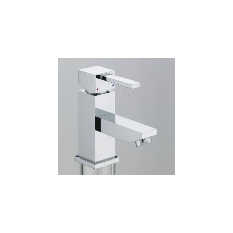 Bristan Quadrato Small Basin Mixer No Waste Chrome