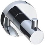 Bristan Round Hook Brass Chrome