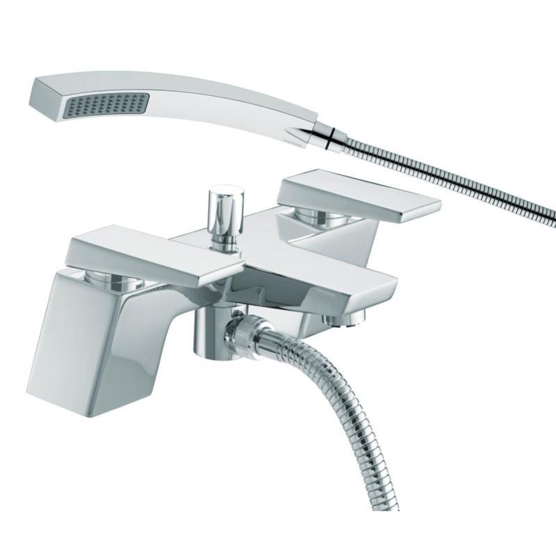 Bristan Sail Bath Shower Mixer Chrome