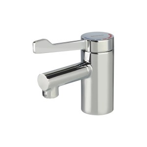 Bristan Gummers Solo2 Basin Mixer with Long Lever (No Waste)