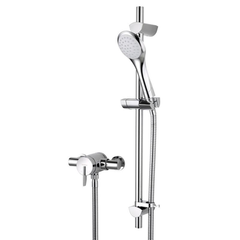 Bristan Sonqiue2 Surface Mounted Shower Valve with Riser