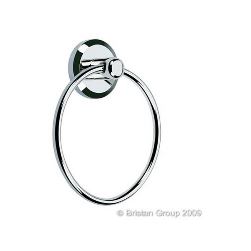 Bristan Solo Towel Ring
