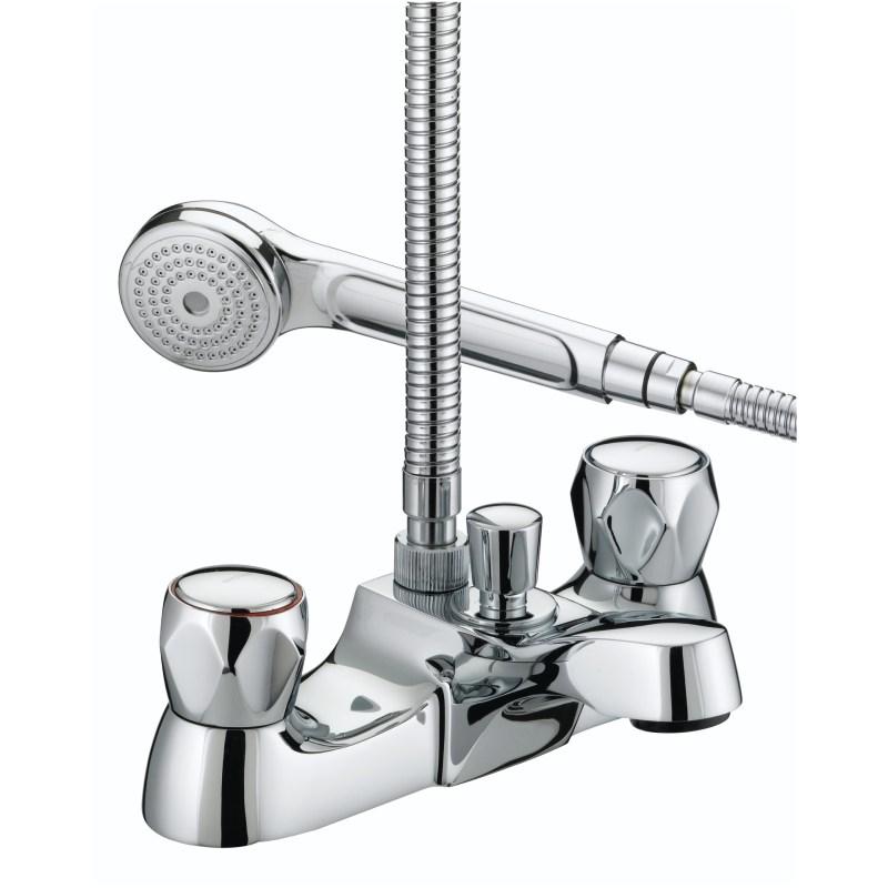 Bristan Club Luxury Bath Shower Mixer 8 Litre per Minute Flow