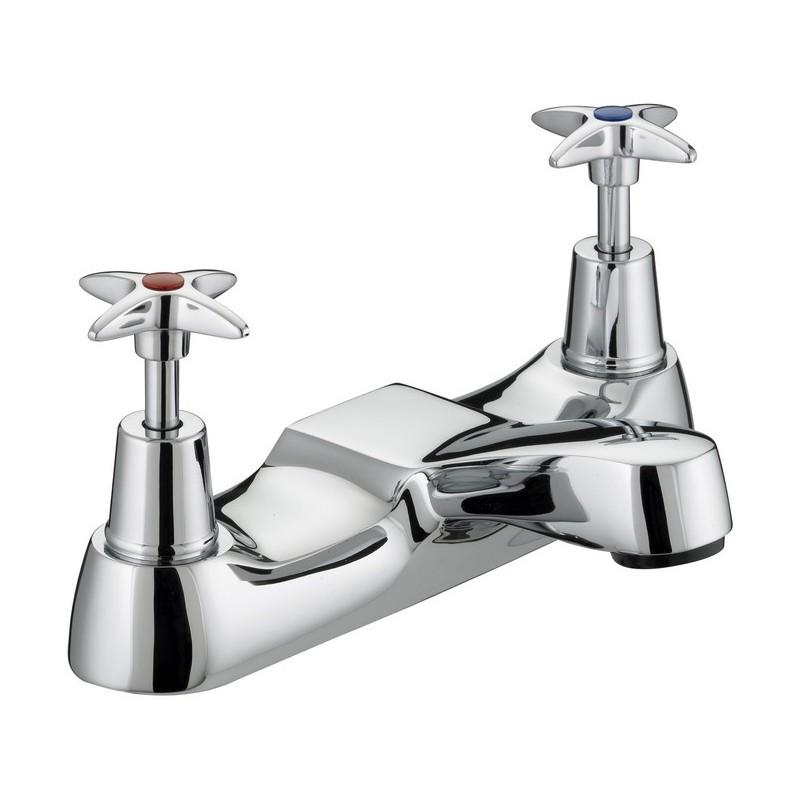 Bristan 5412 Cross Top Bath Filler