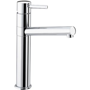 Bristan Vegas Easyfit Sink Mixer Brushed Nickel