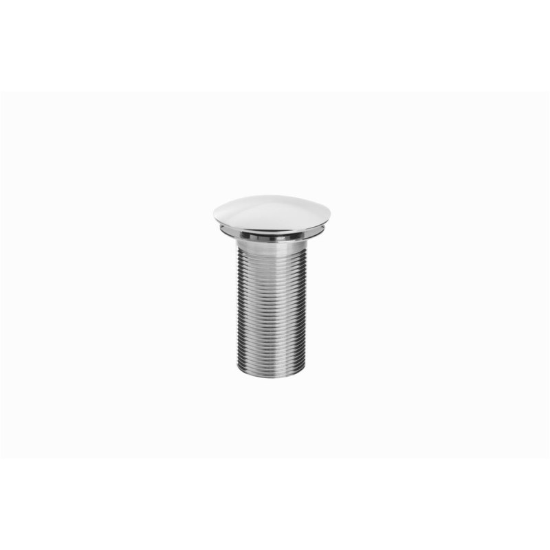 Bristan Round Clicker Basin Waste Unslotted Chrome