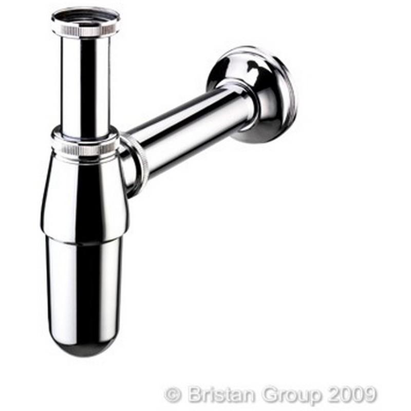 Bristan Basin Bottle Trap Chrome
