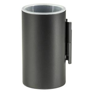 Bathrooms To Love Bertini Wall Mounted Tumbler Black