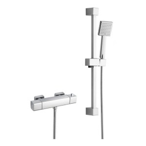 Bathrooms To Love Quadro Cool-Touch Thermostatic Mixer Shower
