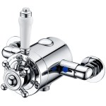 Bathrooms To Love Traditional Thermostatic Concentric Shower Valve