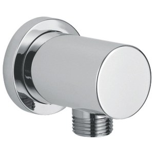Bathrooms To Love Round Wall Outlet Elbow