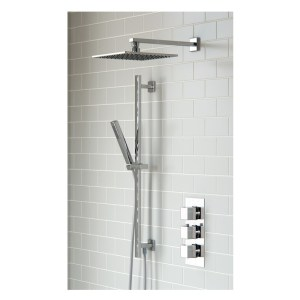 Bathrooms To Love Kuba Square Shower Pack 7