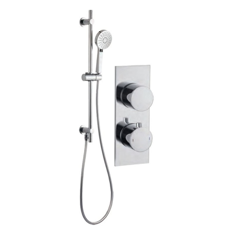 Bathrooms To Love Sphere Round Shower Pack 8