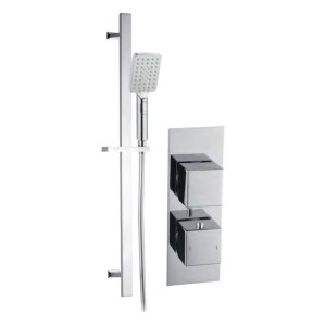 Bathrooms To Love Rhomba Square Shower Pack 8