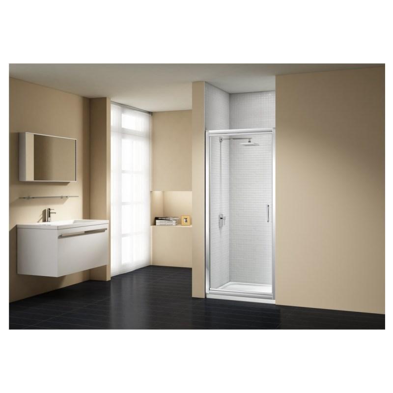 Merlyn Vivid Sublime 900mm Infold Shower Door