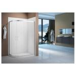 Merlyn Vivid Boost 1200x900mm 2 Door Offset Quadrant Enclosure