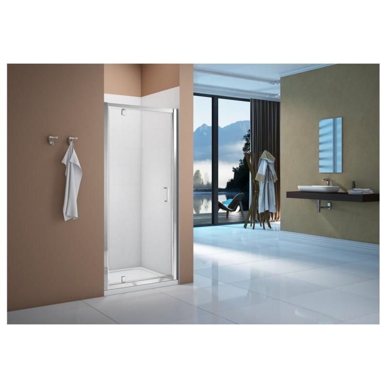 Merlyn Vivid Boost 760mm Pivot Shower Door