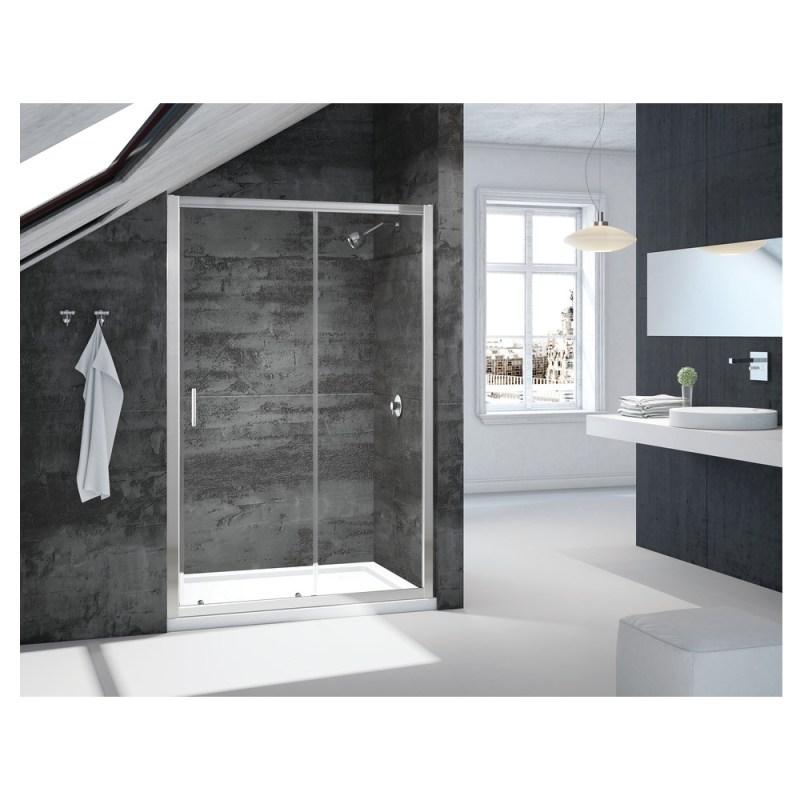 Merlyn Boost Loft 1200mm Sliding Shower Door