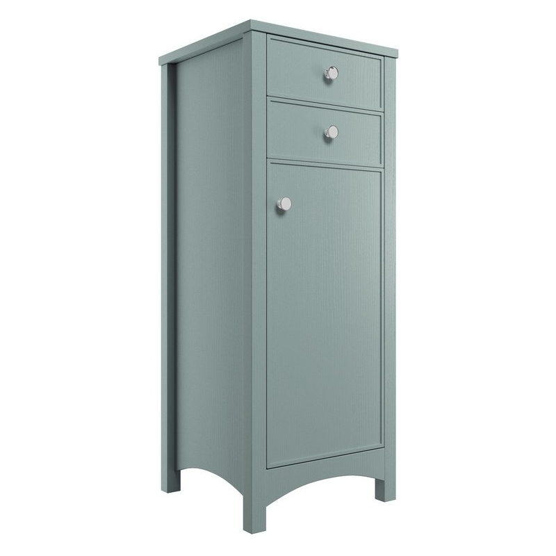 Bathrooms To Love Lucia 465mm Tall Boy Sea Green Ash