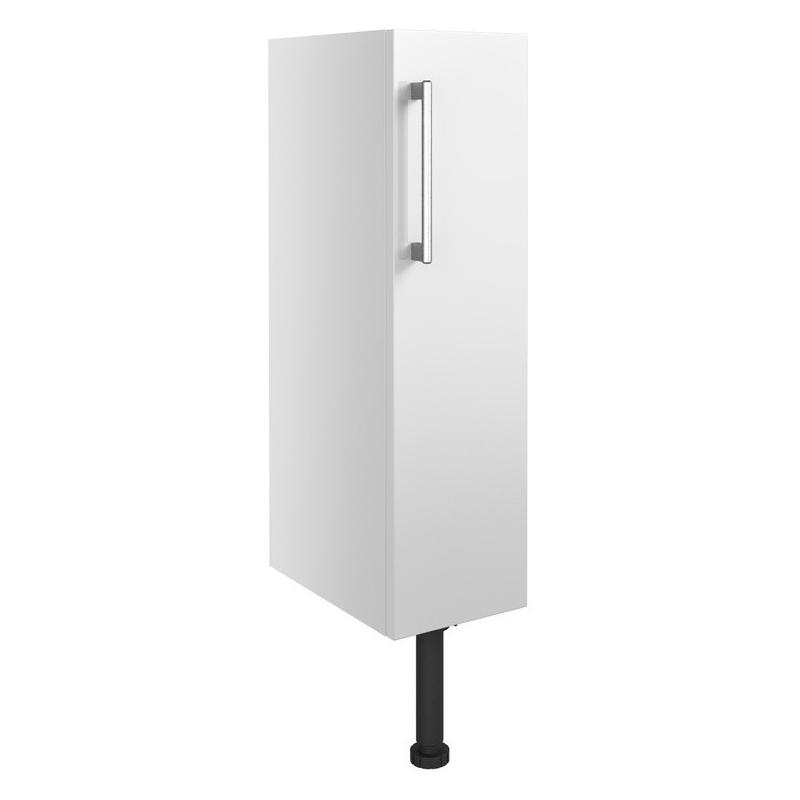 Bathrooms To Love Alba 200mm Toilet Roll Holder Unit White Gloss
