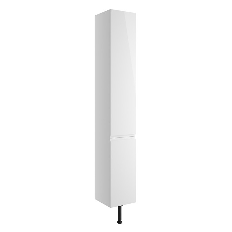 Bathrooms To Love Valesso 300mm Tall Unit White Gloss