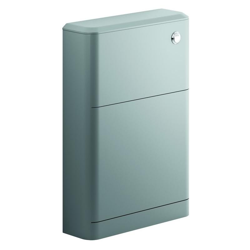 Bathrooms To Love Lambra 550mm Floor Standing WC Unit Matt Grey