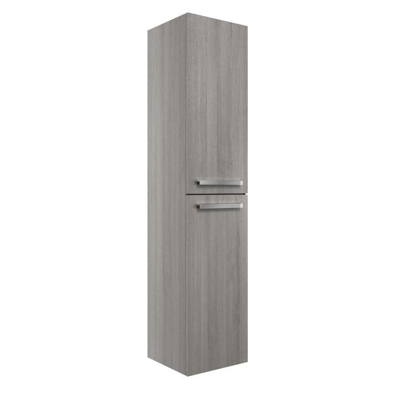 Bathrooms To Love Morina 350mm Wall Hung Tall Unit Elm Grey