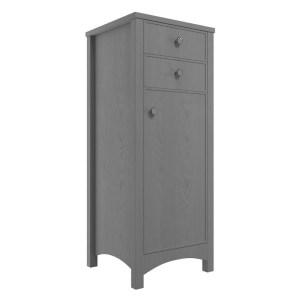 Bathrooms To Love Lucia 465mm Tall Boy Grey Ash