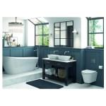 Bathrooms To Love Manhattan Carrara 620x508x19mm Worktop