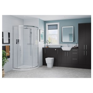 Bathrooms To Love Alba 2400x150mm Plinth Matt Grey