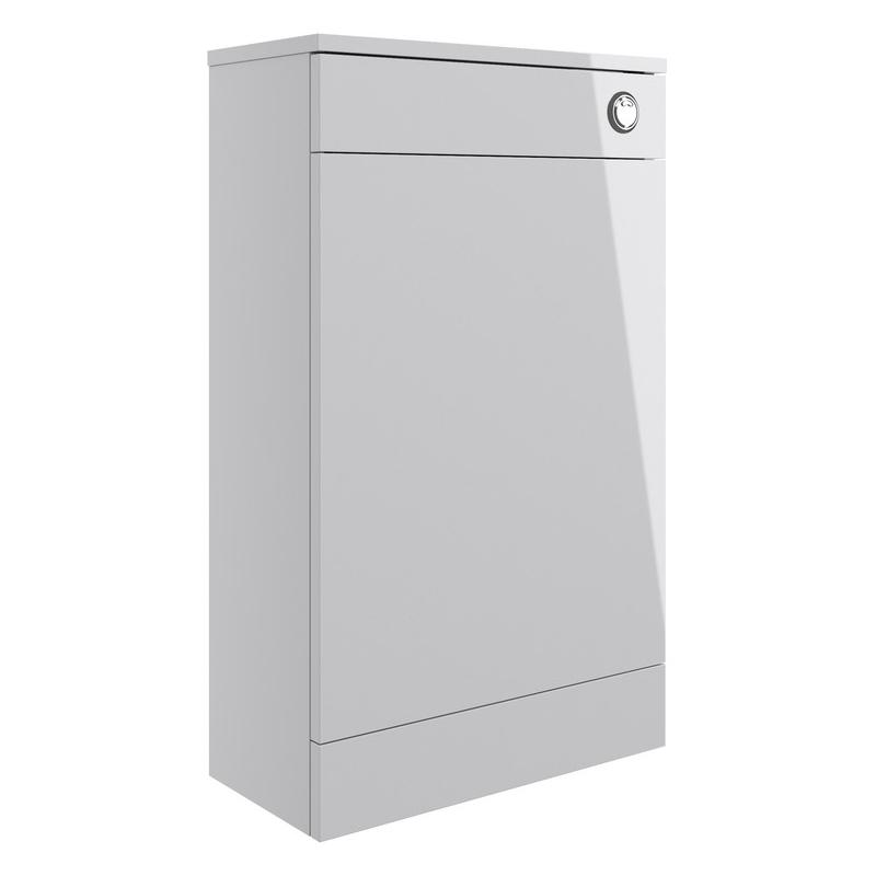Bathrooms To Love Volta 500mm Floor Standing WC Unit Grey