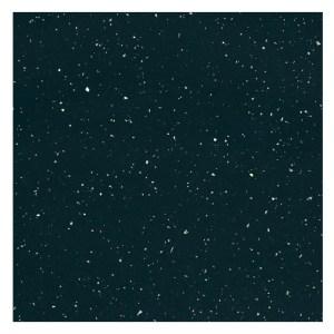 Bathrooms To Love Sparkle 1500mm Laminate Worktop Black Gloss