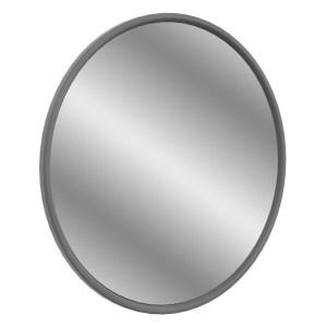 Bathrooms To Love Lucia 550mm Round Mirror Grey Ash