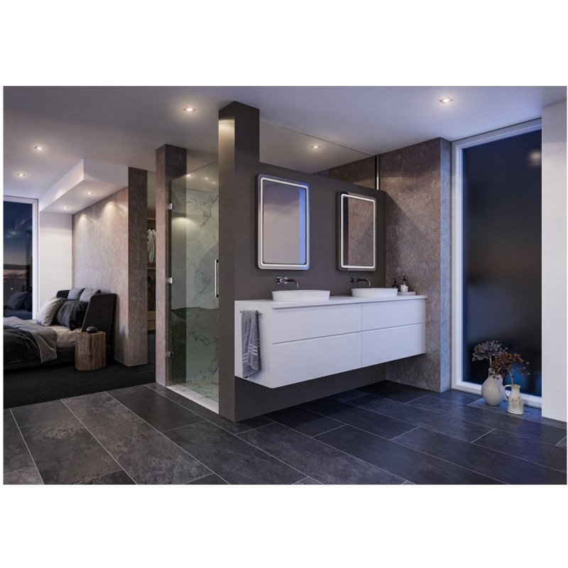 Bathrooms To Love Intense 600x800mm Soft LED Mirror
