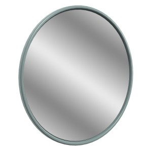 Bathrooms To Love Lucia 550mm Round Mirror Sea Green Ash