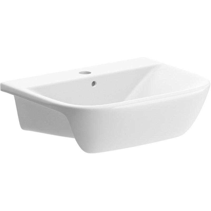 Bathrooms To Love Cedarwood 520mm Semi Recessed Basin
