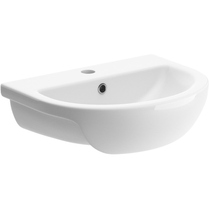 Bathrooms To Love Tuscany 500x390mm Semi Recessed Basin