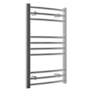 Bathrooms To Love Grada Curved Ladder Radiator 500x800mm Chrome