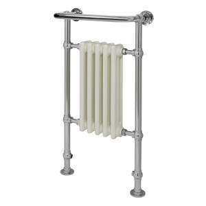 Bathrooms To Love Eterno2 538x965mm Traditional Radiator White