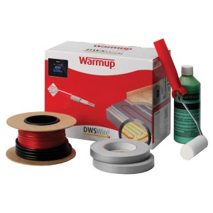 Warmup Dual Wire Under-Tile Heater 300 Watts