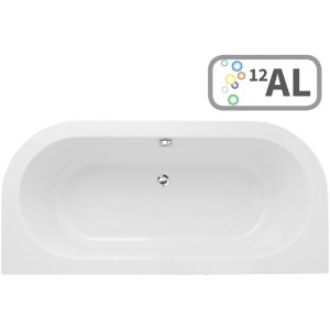 Bathrooms To Love Decadence 1700x800 Bath & Airspa with LED